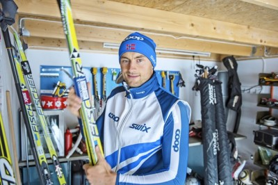 Skier Petter Northug went his own way this season, but it hasn't been successful. Now he's dropping out of competition at Holmenkollen this weekend, after failing to win any Olympic medals and lagging in the World Cup. PHOTO: Coop Norge