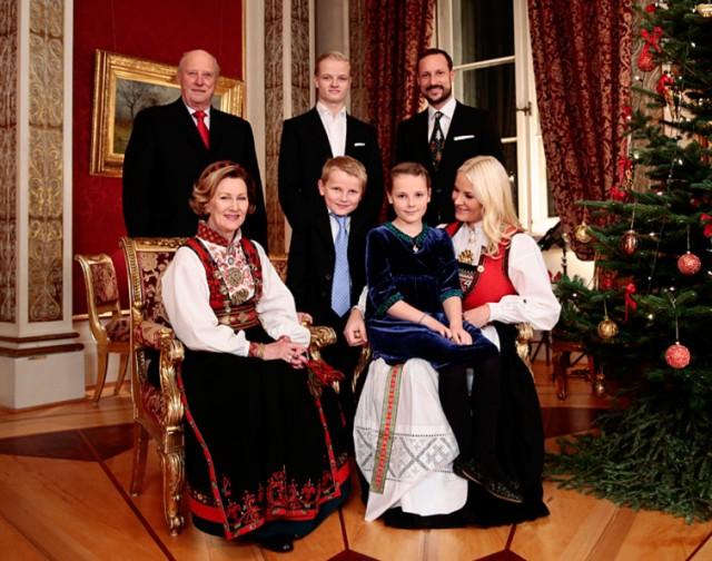 Royals, Christmas