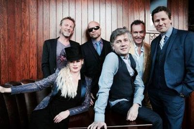 Popular 90s band Di Derre has reformed, and will play a number of shows and festivals over the coming months. PHOTO: Gitte Johannessen.