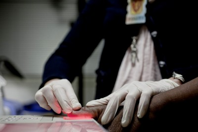 Under the Dublin Regulation, refugees can only seek asylum once in Europe. Fingerprints are used to track their movements. The Norwegian government tightened laws meaning anyone caught lying about having sought asylum elsewhere in Europe will be immediately deported. PHOTO: Sveinung U. Ystad/Politiets Utlendingsenhet