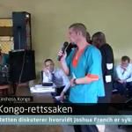 Ex-Congo prisoner tells a new story