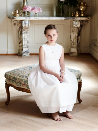 Norway's Princess Ingrid Alexandra, who turned 10 on Tuesday. PHOTO: Sølve Sundsbø/Det kongelige slott