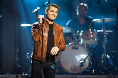 Morten Harket performed at the recent Spellemann awards ceremony in Stavanger. Now he's planning a new concert tour in connection with a new album due in March. PHOTO: Carina Johansen / NTB Scanpix