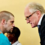 Coroner, crime police front trial