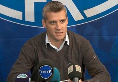 Tor Ole Skullerud is the new head coach for Molde Football Club, succeeding Ole Gunnar Solskjær. PHOTO: MFK