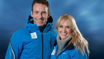 TV2's Olympic coverage will be led by Carsten Skjelbreid and Julie Strømsvåg, new faces to many Norwegian viewers used to the sportscasters on TV2's state rival, NRK. PHOTO: TV2
