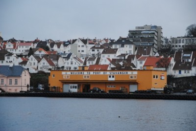 It's taking a lot longer to sell homes in hard-hit Stavanger, which has been hit hardest by the slowdown in the oil industry. PHOTO: newsinenglish.no