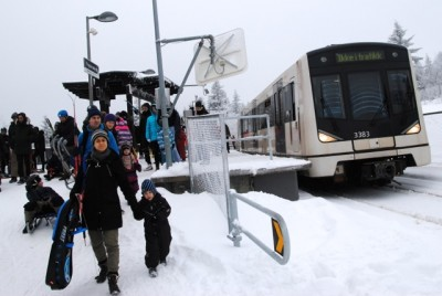 Oslo's metro has been startling passengers and passers-by with blaring horns that can't be turned off. PHOTO: newsinenglish.no