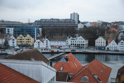 Stavanger has already been hit by the decline in oil prices and now it's lost a major oil industry exhibition as well. PHOTO: newsinenglish.no
