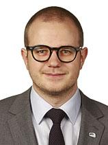 Erik Skutle PHOTO: Stortinget