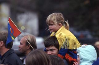 Debate over Sami 'national' day
