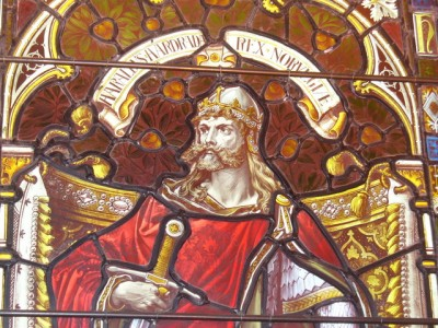 Harald Hardråde married a Russian count's daughter while living in Kiev, and gained full control over Norway just two years after leaving the Ukrainian capital. There was close contact between Scandinavia and the Kiev area both in the Viking times and in the Middle Ages. PHOTO: Wikipedia