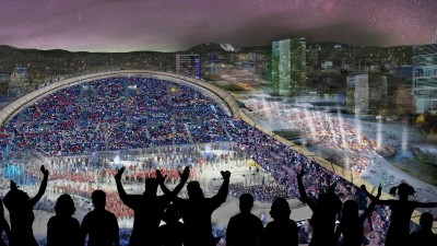 Only 32 percent of all Norwegians are cheering for an Olympics in Oslo. ILLUSTRATION: Oslo2022