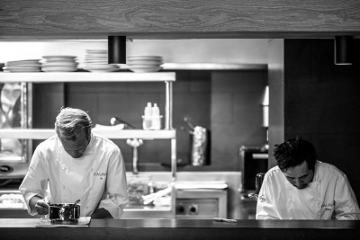 Fauna received a Michelin star on Wednesday, less than a year after it opened under Jo Bøe and PHOTO: facebook/Restaurant Fauna