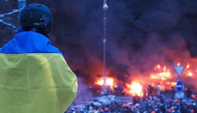 """Norway's Prime Minister Erna Solberg said on Wednesday morning the situation between Russia and Ukraine was the """"most dangerous since the fall of the wall."""" She said Norway would continue to cooperate with its neighbour, but said Russia's violations of international law posed a dilemma for the countries' ongoing relations. PHOTO: Regjeringen"""