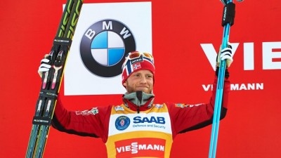 Norwegian skier Martin Johnsrud Sundby won, as expected, the overall World Cup in cross-country skiing over the weekend when the season ended in Falun, Sweden. PHOTO: International Ski Federation FIS