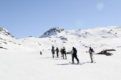 Topptur over Haukelifjell