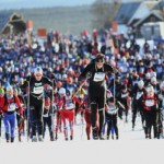 Lack of snow chills large ski races