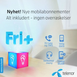 The ESA said it would investigate, Telenor would not speculate on whether the investigation involved its popular data, calling and text packages, which drove up profits in 2012. PHOTO: Telenor.no