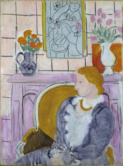 This painting by French artist Henri Matisse has been on display at the Henie Onstad Art Center outside Oslo for years, but will now be returned to the heirs of its rightful owner since it was stolen by the Nazis in 1941. PHOTO: Henie Onstad Kunstsenter (HOK)