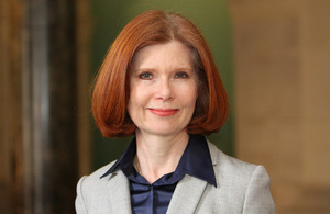 Sarah Gillett will be taking over as the new British Ambassador to Norway this summer. PHOTO: British Foreign & Commonwealth Office