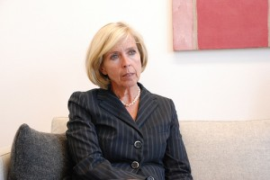 Former Defense- and Health Minister Anne-Grethe Strøm-Erichsen collected maximum severance before going into PR, too. PHOTO: Arbeiderpartiet