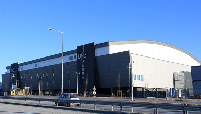 The Stavanger Oilers play in a new arena that opened in 2012 and attracts large crowds of paying spectators. The arena, owned by the shareholders that revived the club during the past 10 years, is also used as a concert venue. PHOTO: Wikipedia Commons