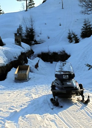 Outdoor organizations said this would be the last Easter skiers could enjoy the mountains in peace, before a recreational snowmobile pilot program is extended to more than 100 municipalities next year. FRIFO warned it would lead to more illegal driving on ski trails and around cabins, and said Sweden's experience showed there would be deaths. PHOTO: Emily Woodgate/newsinenglish.no