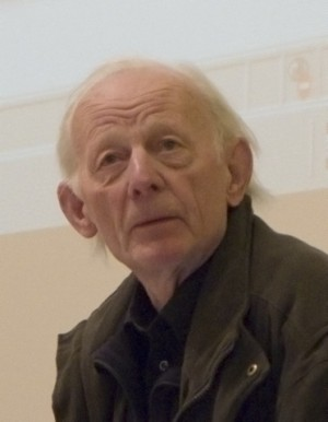 Norwegian artist Håkon Bleken turned 85 in January and is still painting and exhibiting around the country. PHOTO: Wikipedia/Morten Dreier