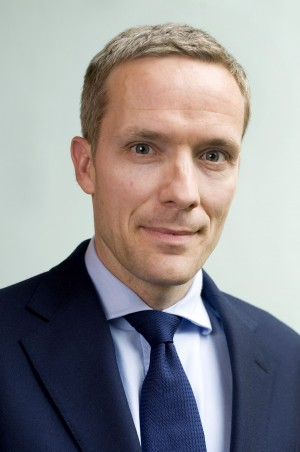 Norges Bank Investement Management (NBIM) manages the Oil Fund. Its Chief Investment Officer for Equities, Petter Johnsen said the fund has taken steps to secure itself against losses like the stalled F1 investment. PHOTO: NBIM