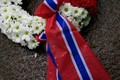 Flowers and the national colours will play a big role this week in bicentennial celebrations through the 17th of May. PHOTO: newsinenglish.no