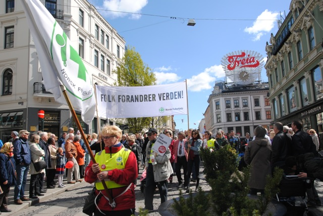 Norsk Folkehjelp, PHOTO: newsinenglish.no