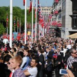 Security tightens for the 17th of May