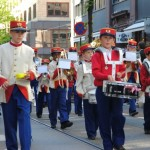 Potholes threaten marching bands