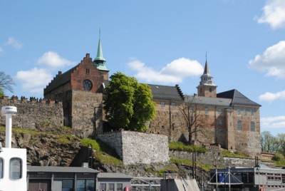 The Akershus Fortress and Castle will once again play a major role in Liberation- and Veterans Day ceremonies in Norway's capital on Friday. PHOTO: newsinenglish.no