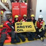 Huge reserves fuel Arctic oil debate