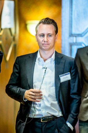 Kristian Monsen Røkke may have been born with the proverbial silver spoon, but he's worked hard to prove himself and is widely viewed as a successful businessman in his own right. PHOTO: Stian Lysberg Solum / NTB Scanpix