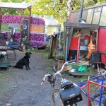 Squatters evicted from Oslo lot