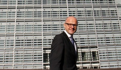 Norway's EU Minister Vidar Helgesen has had to defend how some of the money Norway sends to poor EU countries is spent. PHOTO: Statsministerens kontor