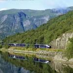 Bergen railway network crippled