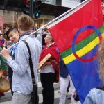 Eurovision fans can fly the Sami flag