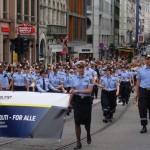 Police hike patrols around Oslo Pride