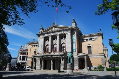 Norway's National Theater in Oslo opened in 1899 and is in need of a major upgrade. PHOTO: newsinenglish.no
