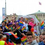 Pride filled the streets of Oslo