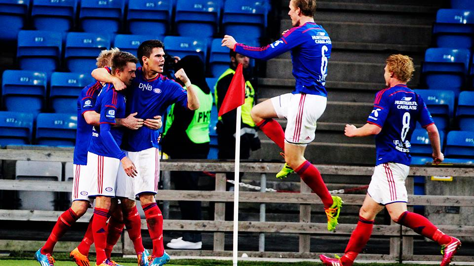 Many Norwegian football clubs including Oslo's biggest, Vålerenga, have had little to celebrate in recent years. Serious financial mismanagement has left the top two divisions in a state of economic crisis. PHOTO: Vålerenga Fotball
