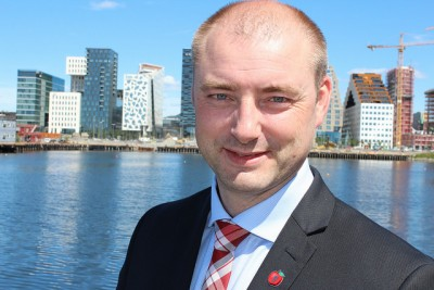 Labour Minister Robert Erikssons wants to make Norwegians work for their welfare benefits. PHOTO: Arbeids- og sosialdepartementet/Øyvinn Myge