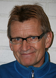 Norwegian doctor Mads Gilbert now seems to be banned from entering Israel as well as Gaza. PHOTO: Wikipedia