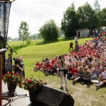 Labour youth open AUF summer camp
