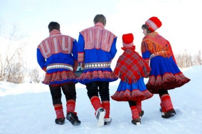 Easter is a festive time for Norway's indigenous Sami people, but they continue to battle both blatant harassment and alleged discrimination. PHOTO: regjeringen.no