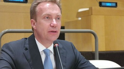 Foreign Minister Børge Brende, who's been in the Middle East this month as part of peace efforts, is toughening calls for an immediate ceasefire in the Middle East. Others go further, calling for an end to Israel's blockade of Gaza and illegal occupation of Palestinian land. PHOTO: Utenriksdepartementet